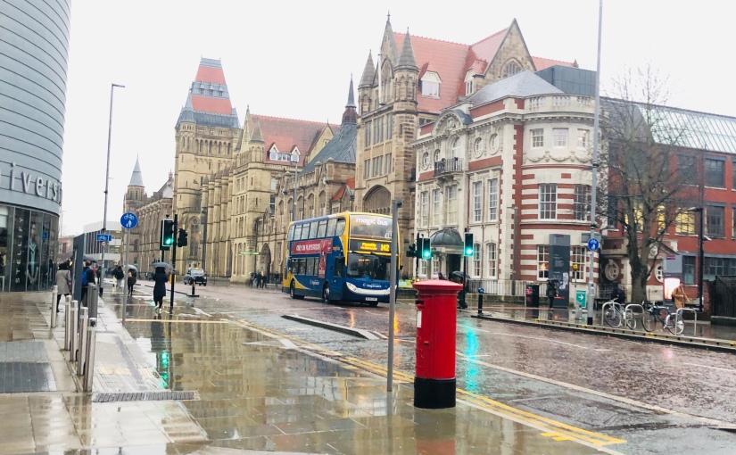 """Beautiful """"Rainy"""" Manchester"""