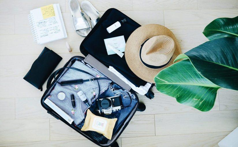 Why I travellight…